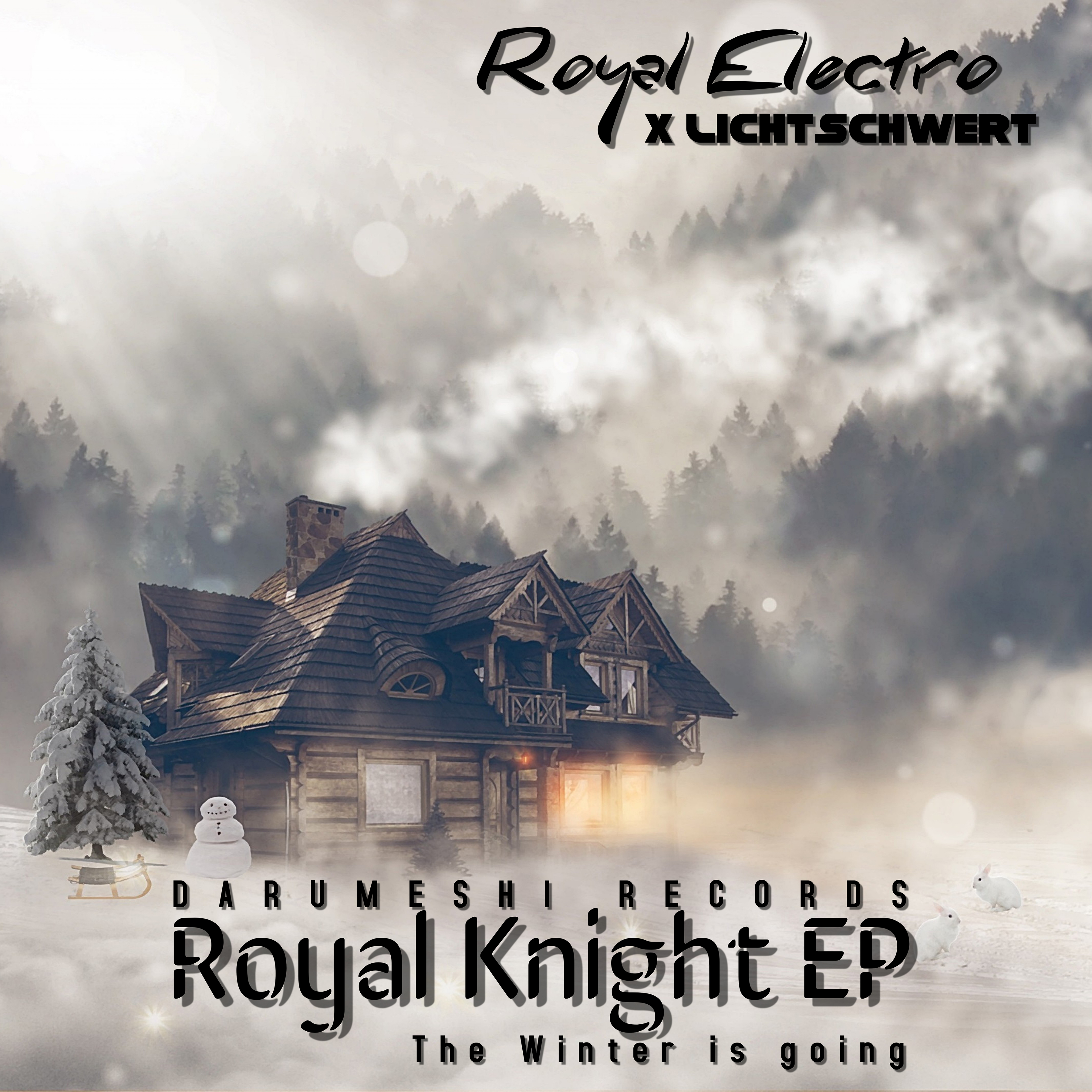Royal Electro And Lichtschwert Present Their Own EP